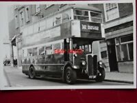 PHOTO  LONDON TRANSPORT BUS NO STL2674 ON ROUTE 362 5/10/1949
