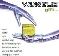 Vangelis - Gift [New CD] Holland - Import