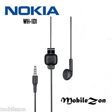 Nokia WH-101 3.5mm Headset Handsfree Earphones With Stereo Sound