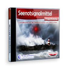 Frey Software Seenotsignalmittel 2012, Fragenkatalog, Lernsoftware für SKN&FKN