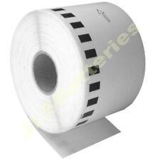 5 x 62mm Continuo Roll sólo Dk22205 Ql500 Ql 550 560 hermano dk-22205 Etiquetas