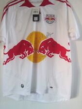 FC Red Bull New York 2012 Squad Signed Home Shirt with COA /43524 BNWT