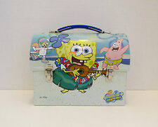 SPONGEBOB SQUAREPANTS Lunchbox Style Collectible Tin