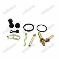 Rear Brake Caliper Repair Kit Piston Rubber Seal Bolt For Chinese Dirt Pit Bike
