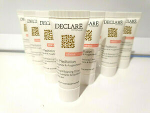 DECLARE stress balance 50ml of SKIN MEDITATION Cream 5ml tubes x 10