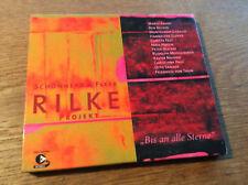 Schönherz & Fleer - Rilke Projekt - Bis An Alle Sterne [CD Album] Adorf Sander