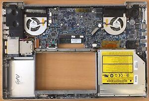 "Faulty Logic-board for Apple MacBook Pro 17"" A1151 2006 820-2023-A GPU"