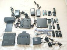 Vintage Sony Discman Ac-D50 Bp-200 Cpm-100P M300 Adapter battery pack 9v 12v bag