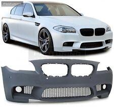 BMW F10 F11 5 Series M Sport FRONT M5 BUMPER ABS Plastic tech F 10 11 bodykit