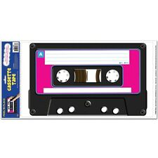 Large music CASSETTE TAPE Wall Decoration PROP* 80's Party * Can be Customized