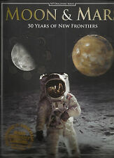 WP DISCOVERY SERIES MOON & MARS, 2013   NO.1    ( 50 YEARS OF NEW FRONTIERS )