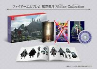 [without Game] Nintendo Fire Emblem Three Houses Fodlan Collection Benefits Only