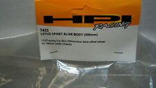 Vintage Hpi #7433 Lotus Sport Elise Body 200mm Nib