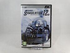 Trainz Simulator 12 sp1 Train PC Computer DVD-ROM fx Interactive NEW SEALED
