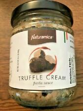 NIB Naturamica Truffle Cream Pasta Sauce 6.3 oz Product Of Italy