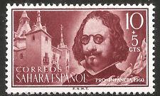 Spanish Sahara Semi-Postal Stamp - Scott #B58/A23 10c + 5c OG Mint/LH 1960