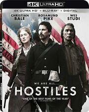 Hostiles [Blu-ray] DVD, Ben Foster, Rosamund Pike, Wes Studi, Jesse Plemons, Ada