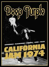 Deep PURPLE-CALIFORNIA JAM 1974 DVD NUOVO