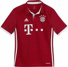 Adidas FCB FC Bayern München Herren Trikot Heimtrikot Home rot AI0049 Größe S