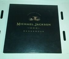 Michael Jackson - Dangerous - CD Album Collector's Pop-Up Edition First Printing