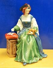 Royal Doulton Figurine Catherine d'Aragon HN2595 *** Limited Edition ***