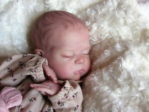 ~BEAUTIFUL BABY GIRL REBORN REMI ASHTON SCULPT  BY CASSIE BRACE WITH COA~