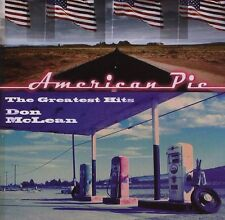 Don McLean: American Pie - The Greatest Hits CD (Very Best Of)