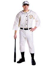 Old Tyme Baseball Player Costume