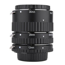 Meike-N-AF1-B Autofokus Makro Zwischenring Passring fuer Nikon  GY J5E7
