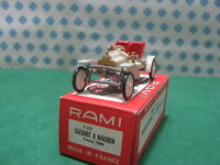 Vintage Rami N°8 - Sizaire & Naudin Course 1906 - 1/43 France