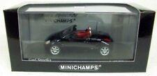 Véhicules miniatures noirs MINICHAMPS avec offre groupée