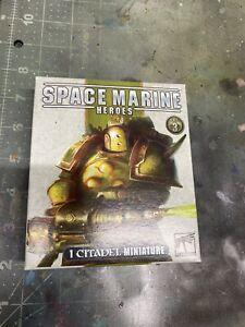 Clotticus Icon Sigil Bearer Plague Space Marine Heroes Series 3 Death Guard 40k