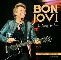 Bon Jovi ‎- The Story So Far (2016)  CD  NEW/SEALED  SPEEDYPOST