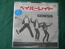 "GENESIS-""PAPERLATE"" RARE 7""JAPAN FIRST PRESSING 1982 UNIQUE P/S MINT-"