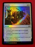1x Fortify | FOIL | Double Masters | MTG Magic Cards