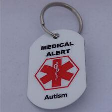 Medical Alert Keyring for Autism