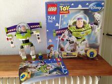 buzz l 'eclair toy story lego 7592  dans la boite avec notice