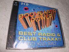 Boombastic Power-Best Radio & Club Traxx!(1998) - CD -OVP