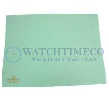 Bergeon 6808 Green Plastic Bench Work Mat Self-Adhesive