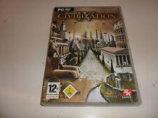 PC Sid Meier 's Civilization IV