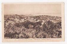 Noumea,New Caledonia,South Pacific,Bird's Eye View of Fanbourg Blanchot,c.1909