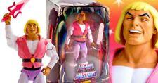 SDCC 2018 Super7 Laughing Prince Adam He-Man MOTU Club Grayskull Action Figure