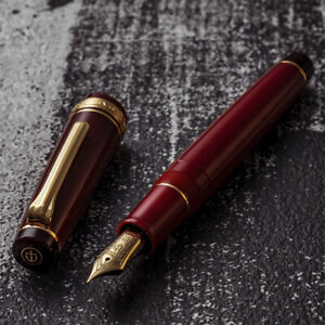 Sailor Pro-Gear Special Edition Kanreki 60th Year 21K Gold M Nib Fountain Pen