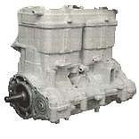 Seadoo 14' Challenger Speedster Challenger 18' Jet Boat 787 800 Rebuilt Engine