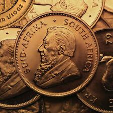 1/10 oncia Sud africa Krugerrand 3,11 Grammi 916,66/100 Oro Monete d'oro div.