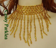 Belly Dance Costume Jewelery Beads Necklace