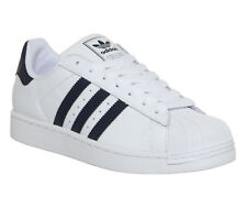 new product 8f003 cf59a adidas Originals Superstar II Mens Fashion Trainers Shoes SNEAKERS  Whitenavy UK 9