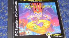 King's Quest 7 the PRINCELESS BRIDE la principe lotti sposa Kings Quest in guscio DVD