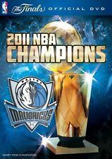 NBA Champions 2011 - Dallas Mavericks (DVD, 2012) - Region 4