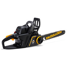 McCulloch/ Husqvarna Chainsaw  CS400T 40cc 16inch Bar 2 Year Warranty